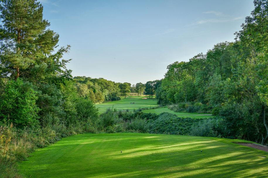 Middlesbrough Golf Club, Teesside, North Yorkshire - 8th Tee