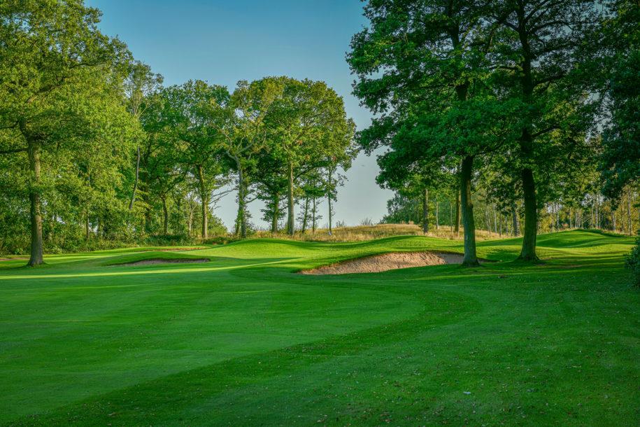 Middlesbrough Golf Club, Teesside, North Yorkshire - 8th Green
