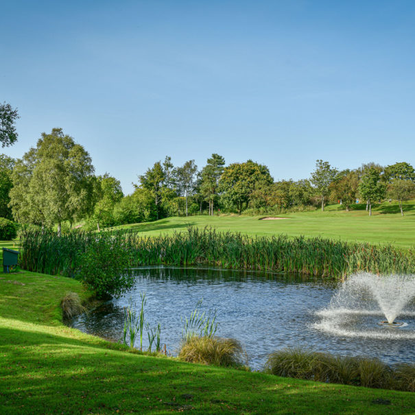 Middlesbrough Golf Club, Teesside, North Yorkshire - 11th Ponds