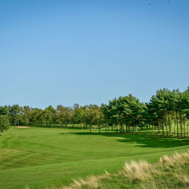 Middlesbrough Golf Club, Teesside, North Yorkshire - 12th Tee