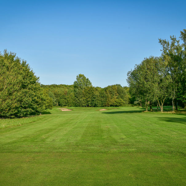 Middlesbrough Golf Club, Teesside, North Yorkshire - 13th Tee