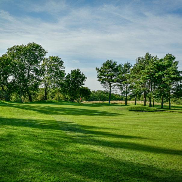 Middlesbrough Golf Club, Teesside, North Yorkshire - 14th Green