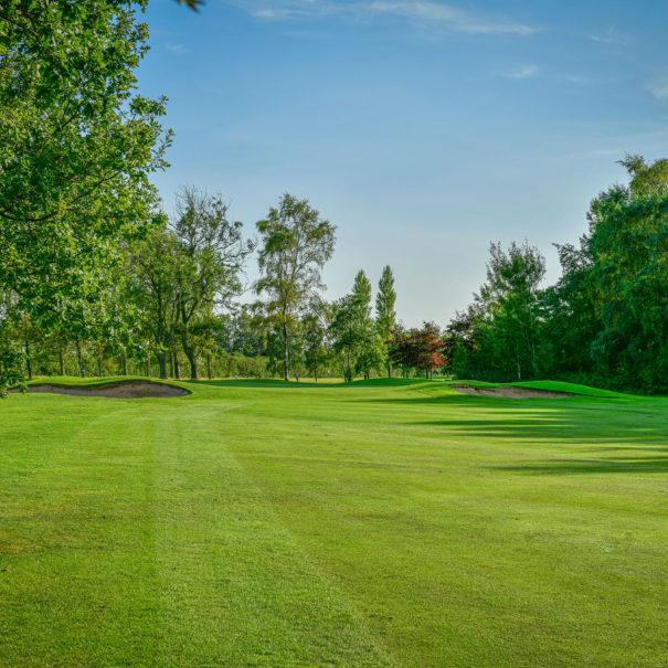 Middlesbrough Golf Club, Teesside, North Yorkshire - 15th Green