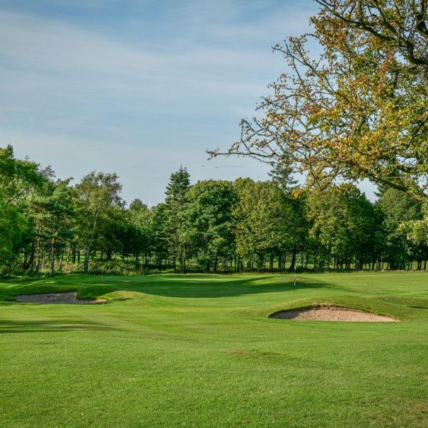 Middlesbrough Golf Club, Teesside, North Yorkshire - 16th Green