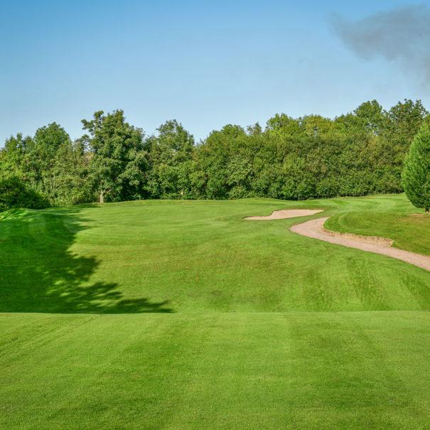Middlesbrough Golf Club, Teesside, North Yorkshire - 7th